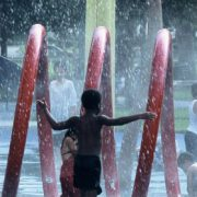 urban park space
