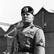 Benito Mussolini, Fascist