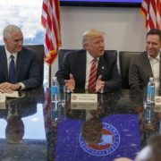 Tech Leaders Meet with Trump