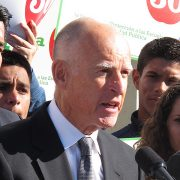 """Jerry Brown, Photo credit """"Neon Tommy"""""""