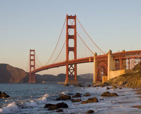 Photo credit: Golden Gate Bridge, by Christian Mehlführer