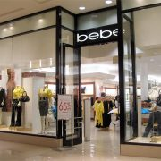 Bebe store at Aventura Mall