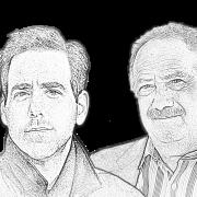 Alan and Joel