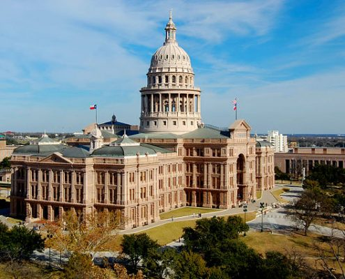 Texas State Capitol building, photo credit: LoneStarMike