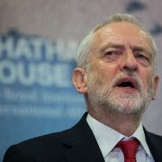 Jeremy Corbyn, Chatham House