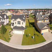 suburban housing is surging