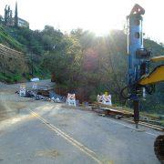 Infrastructure repairs