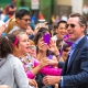 Photo credit: Thomas Hawk, Gavin Newsom Works the Crowd, SF Pride 2015