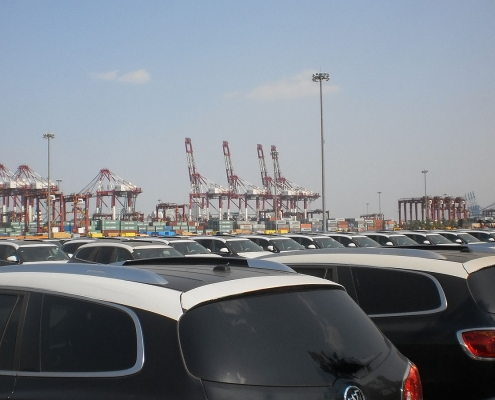 Tianjin Port Alliance