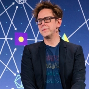 James Gunn, at Facebook F8 Developer's Conference 2017. Photo credit: Anthony Quintano