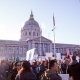 NoBanNoWall Rally at San Francisco City Hall, Feb. 4, 2017