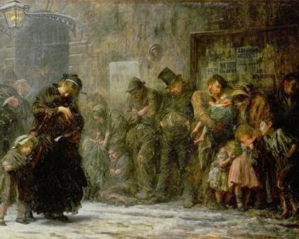 Historic urban poverty