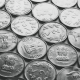 Currency in the form of coins