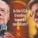 Is the West trending towards socialism?