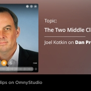 Kotkin talks with Dan Proft about the Two Middle Classes