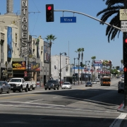 Hollywood at Vine Street