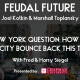 Fred and Harry Siegel about NYC after COVID-19