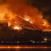 California's fires belie its green policies