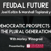 Democratic Prospects & The Plural Generation with Morely Winograd
