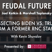 Feudal Future Podcast: Dissecting Biden vs. Trump 2020 Election