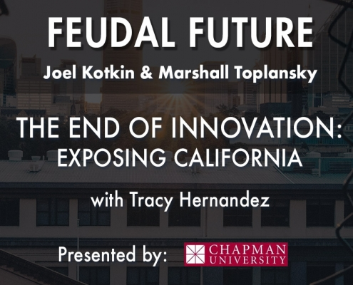 End of Innovation is exposing California