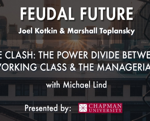 The Clash: the power divide between working class & managerial elite
