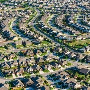Suburbia booms as out-migration from megacities accelerates.