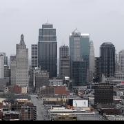 Kansas City downtown, by Simone