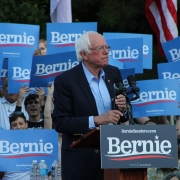 Bernie Sanders and the leftward turn of the Democrats