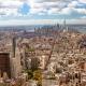 View of Lower Manhattan by Petr Kratochvil