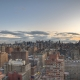 Southern Manhattan at sunset