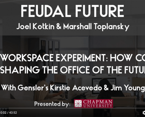 The Workspace Experiment: How COVID is shaping the Office of the Future