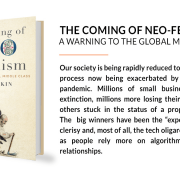 "Book review for Joel Kotkin's ""The Coming of Neo-Feudalism"""