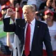 Trump rally at Goodyear, Arizona