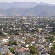 Camarillo, California - an suburban area near Los Angeles