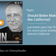 Should Biden make America like California?