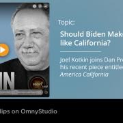 Should Biden make America like California?