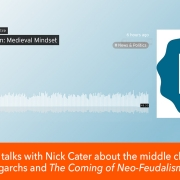 Joel Kotkin talks with Nick Cater about Neo-Feudalism