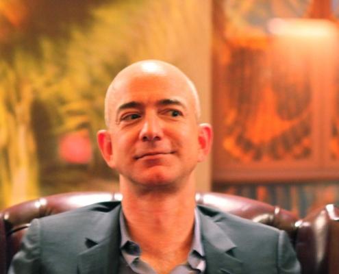 Jeff Bezos, Founder of Amazon