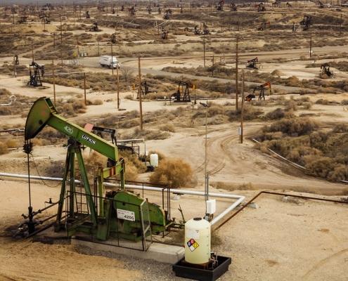 Kern County Oilfield