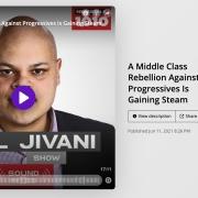Joel Kotkin talks with Jamil Jivani about the middle class rebellion against progressives