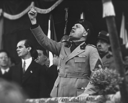 Mussolini, and the Rise of Neo-fascism