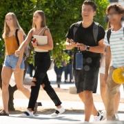 College Campus, USA