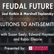 Solutions to Anti-Semitism