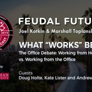 Feudal Future Podcast, now in Season 2