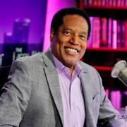 Talk Show Host Larry Elder